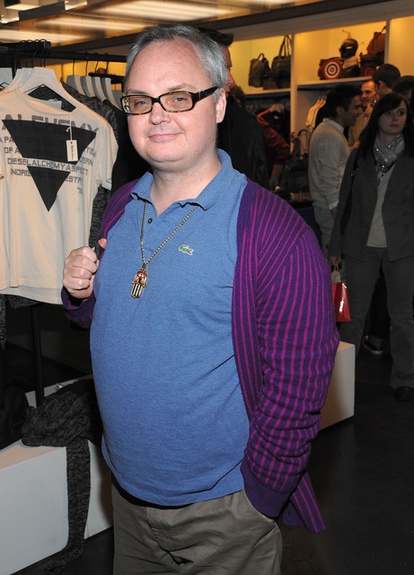 Mickey Boardman attends the one-year anniversary party of Diesel Planet celebrated by GQ + Diesel at the Diesel Store on March 25, 2010 in New York City.